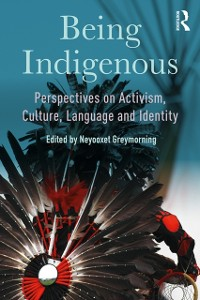 Cover Being Indigenous