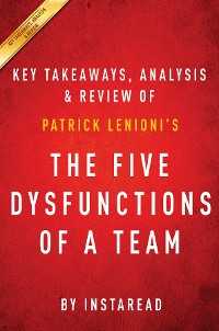 Cover Summary of The Five Dysfunctions of a Team