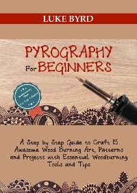 Cover Pyrography for Beginners