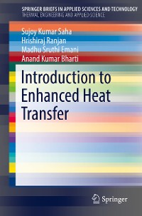 Cover Introduction to Enhanced Heat Transfer