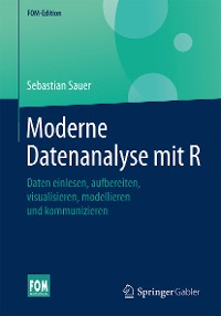 Cover Moderne Datenanalyse mit R