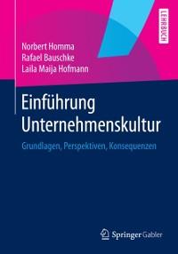 Cover Einfuhrung Unternehmenskultur