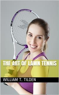 Cover The Art of Lawn Tennis