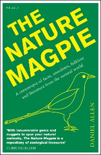 Cover The Nature Magpie