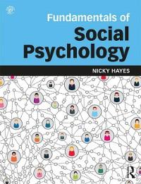 Cover Fundamentals of Social Psychology