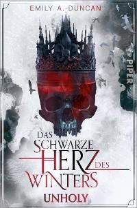 Cover Das schwarze Herz des Winters – Unholy