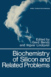 Cover Biochemistry of Silicon and Related Problems