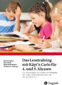 Cover Das Lesetraining mit Käpt'n Carlo für 4. und 5. Klassen