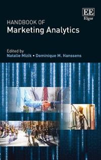Cover Handbook of Marketing Analytics