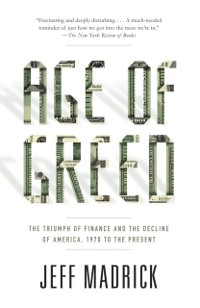 Cover Age of Greed