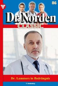 Cover Dr. Norden Classic 86 – Arztroman