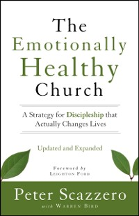 Cover Emotionally Healthy Church, Updated and Expanded Edition