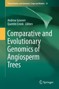 Cover Comparative and Evolutionary Genomics of Angiosperm Trees