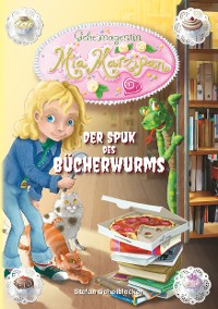 Cover Geheimagentin Mia Marzipan