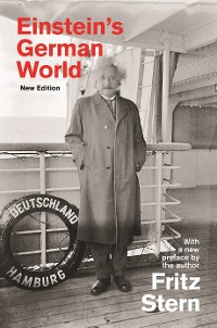 Cover Einstein's German World