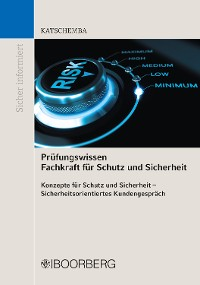 Cover Prüfungswissen Fachkraft für Schutz und Sicherheit