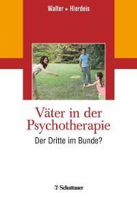 Cover Väter in der Psychotherapie