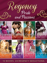 Cover Regency Pride and Passions (Mills & Boon e-Book Collections)