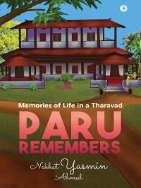 Cover Paru Remembers