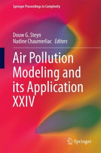 Cover Air Pollution Modeling and its Application XXIV