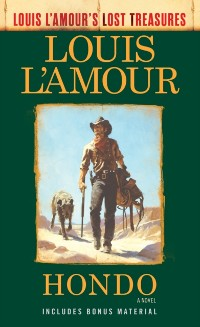 Cover Hondo (Louis L'Amour's Lost Treasures)
