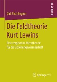 Cover Die Feldtheorie Kurt Lewins