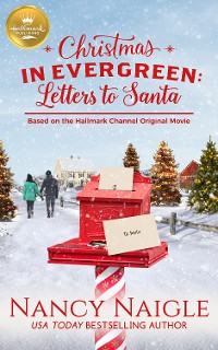 Cover Christmas In Evergreen: Letters to Santa