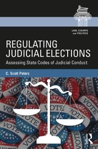 Cover Regulating Judicial Elections