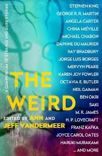 Cover The Weird