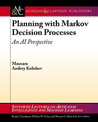 Cover Planning with Markov Decision Processes