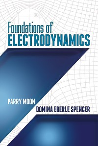 Cover Foundations of Electrodynamics