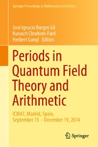 Cover Periods in Quantum Field Theory and Arithmetic