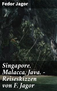 Cover Singapore, Malacca, Java. - Reiseskizzen von F. Jagor