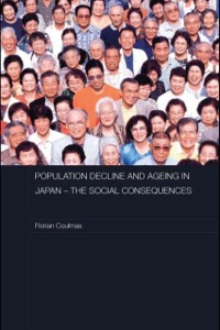 Cover Population Decline and Ageing in Japan - The Social Consequences