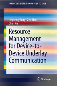 Cover Resource Management for Device-to-Device Underlay Communication