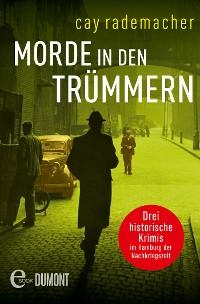 Cover Morde in den Trümmern