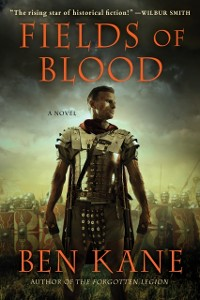 Cover Fields of Blood