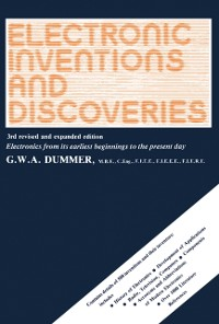 Cover Electronic Inventions and Discoveries