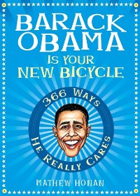 Cover Barack Obama Is Your New Bicycle