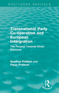Cover Transnational Party Co-operation and European Integration