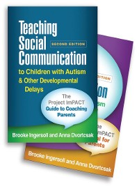 Cover Teaching Social Communication to Children with Autism and Other Developmental Delays (2-book set)