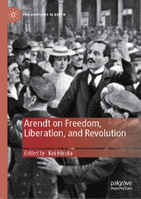 Cover Arendt on Freedom, Liberation, and Revolution