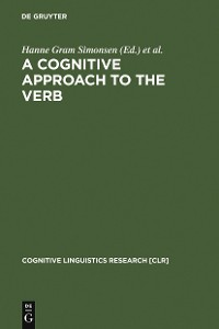 Cover A Cognitive Approach to the Verb