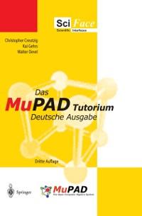 Cover Das MuPAD Tutorium