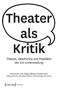 Cover Theater als Kritik