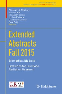 Cover Extended Abstracts Fall 2015