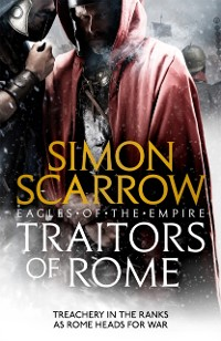 Cover Traitors of Rome (Eagles of the Empire 18)