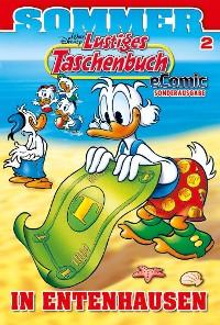Cover Lustiges Taschenbuch Sommer eComic Sonderausgabe 02