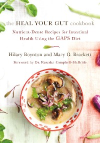 Cover The Heal Your Gut Cookbook