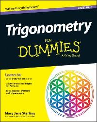 Cover Trigonometry For Dummies